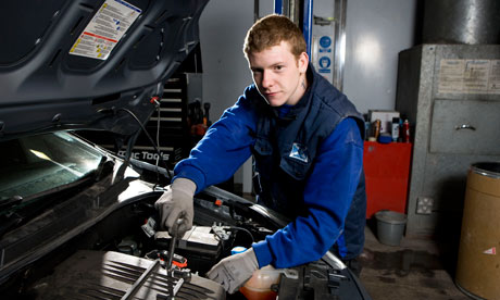 Auto Mechanic princeton university majors